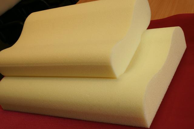 Как сделать подушку своими руками поролон